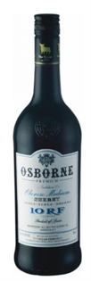 Osborne Jerez-Xeres-Sherry Oloroso Medium - 10Rf 2010 750ml